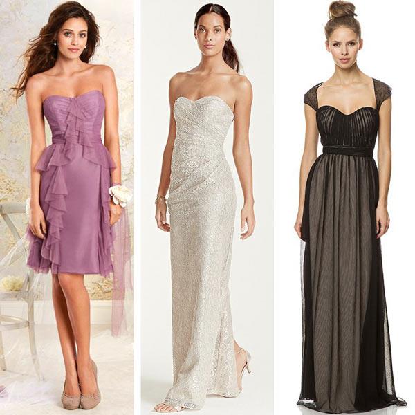 Вечерние платья для высоких девушек
