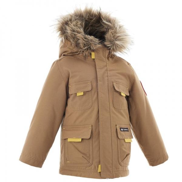 Верхняя одежда зимой