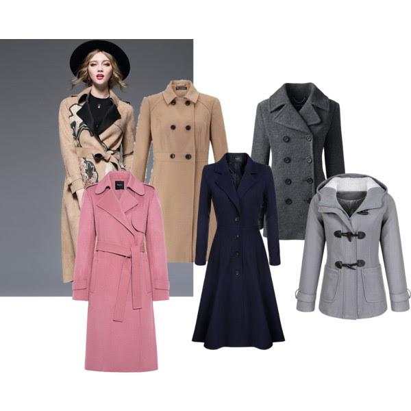 Виды одежды для женщин