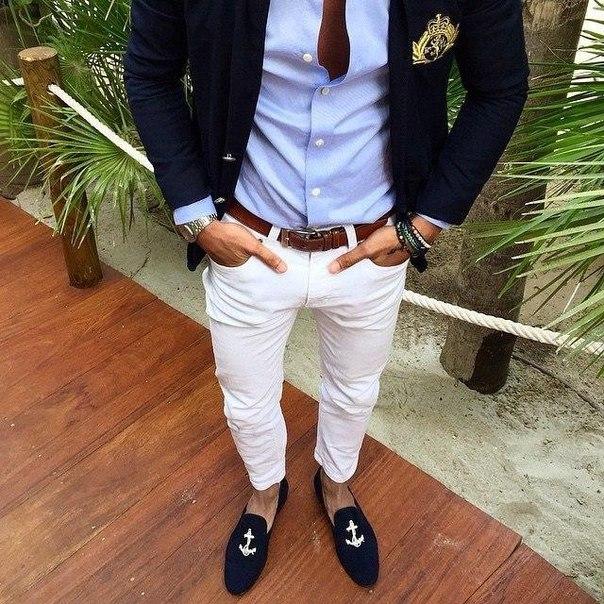 Выбираем одежду для мужчины