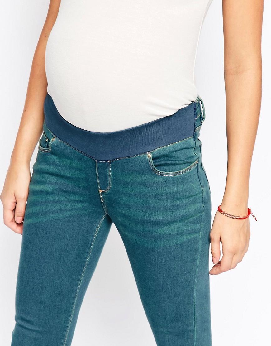 Выбор джинсов по цвету