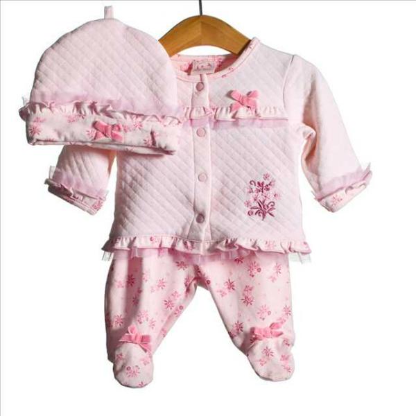 Выбор одежды для новорожденных дет