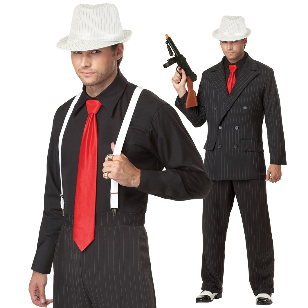 Яркий галстук