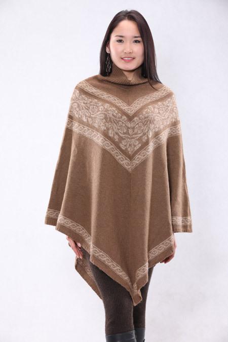 Зимой вас согреет одежда из кашемира и верблюжьей шерсти