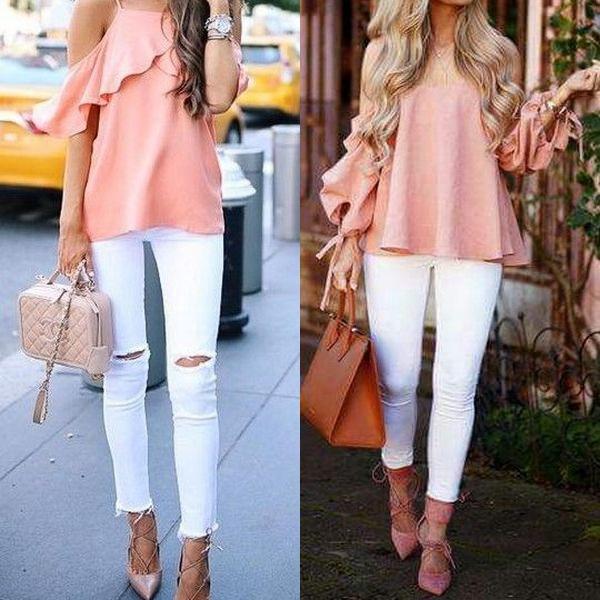 Белоснежная одежда
