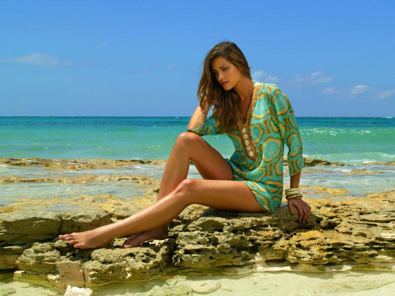 Брендовая пляжная одежда