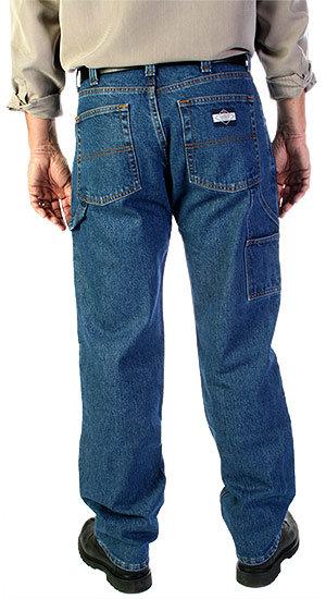 Чем отличаются джинсы трубы