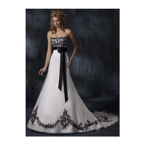 Черные элементы для платья на свадьбу