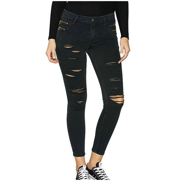 Черные красивые штаны