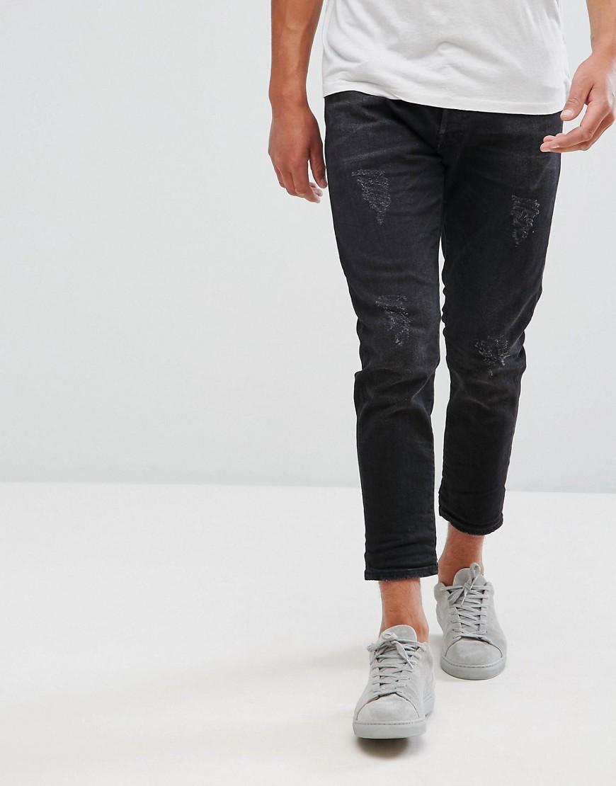 Черный штаны для мужчины