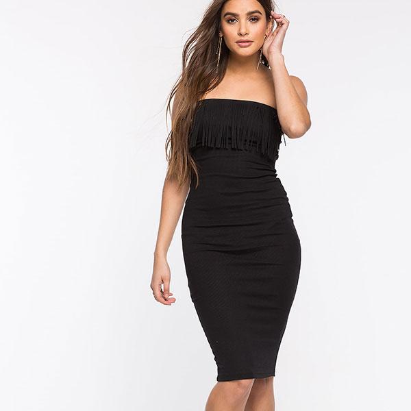 Черный цвет одеждя
