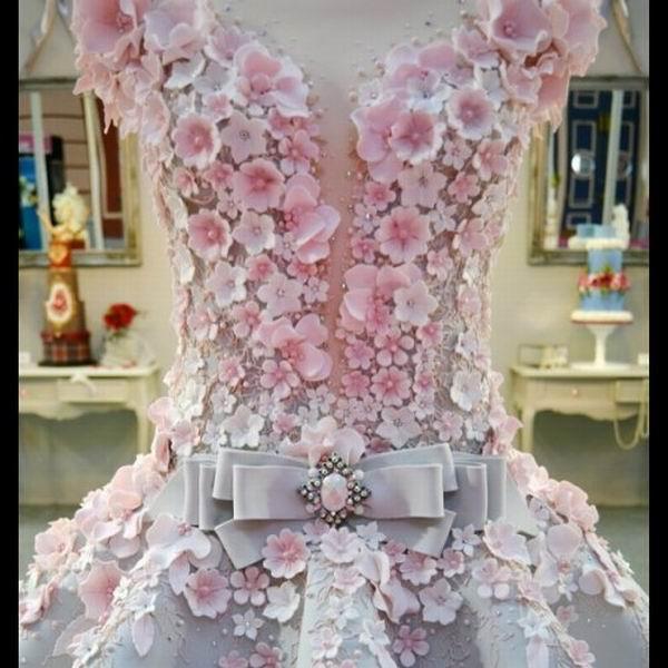 Декор одежды на свадьбу