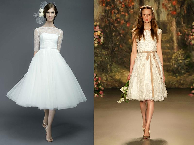 Дизайнерские короткие платья