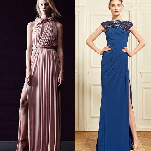 Длинное платье для девушки