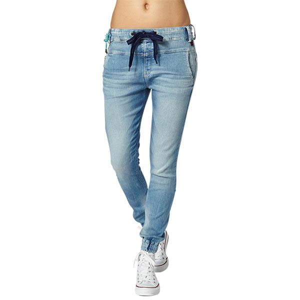Джинсы на завязках Pepe Jeans