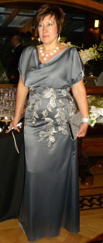 Фасон платья для мамы