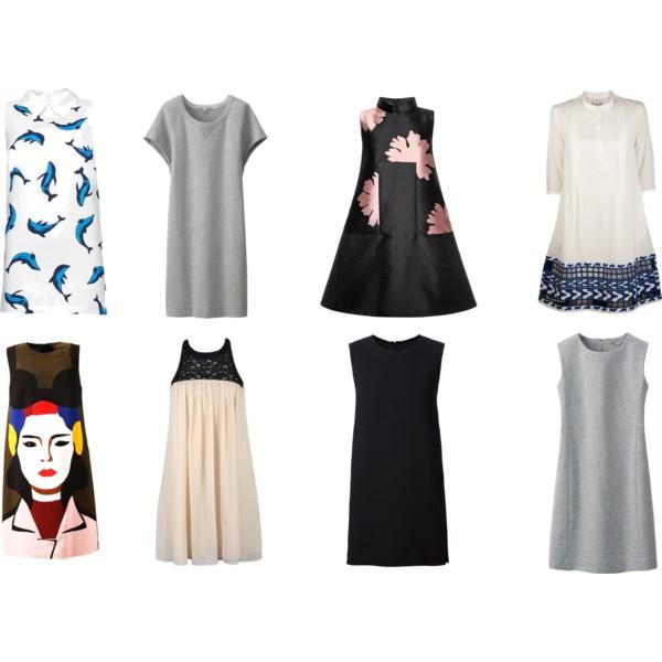 Фасоны современной одежды