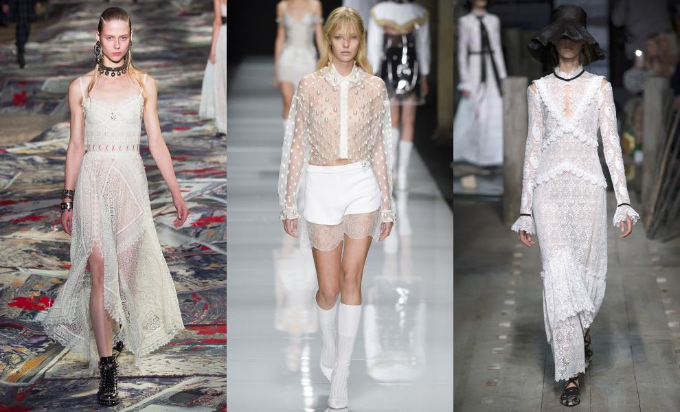 Главные тенденции в женской моде