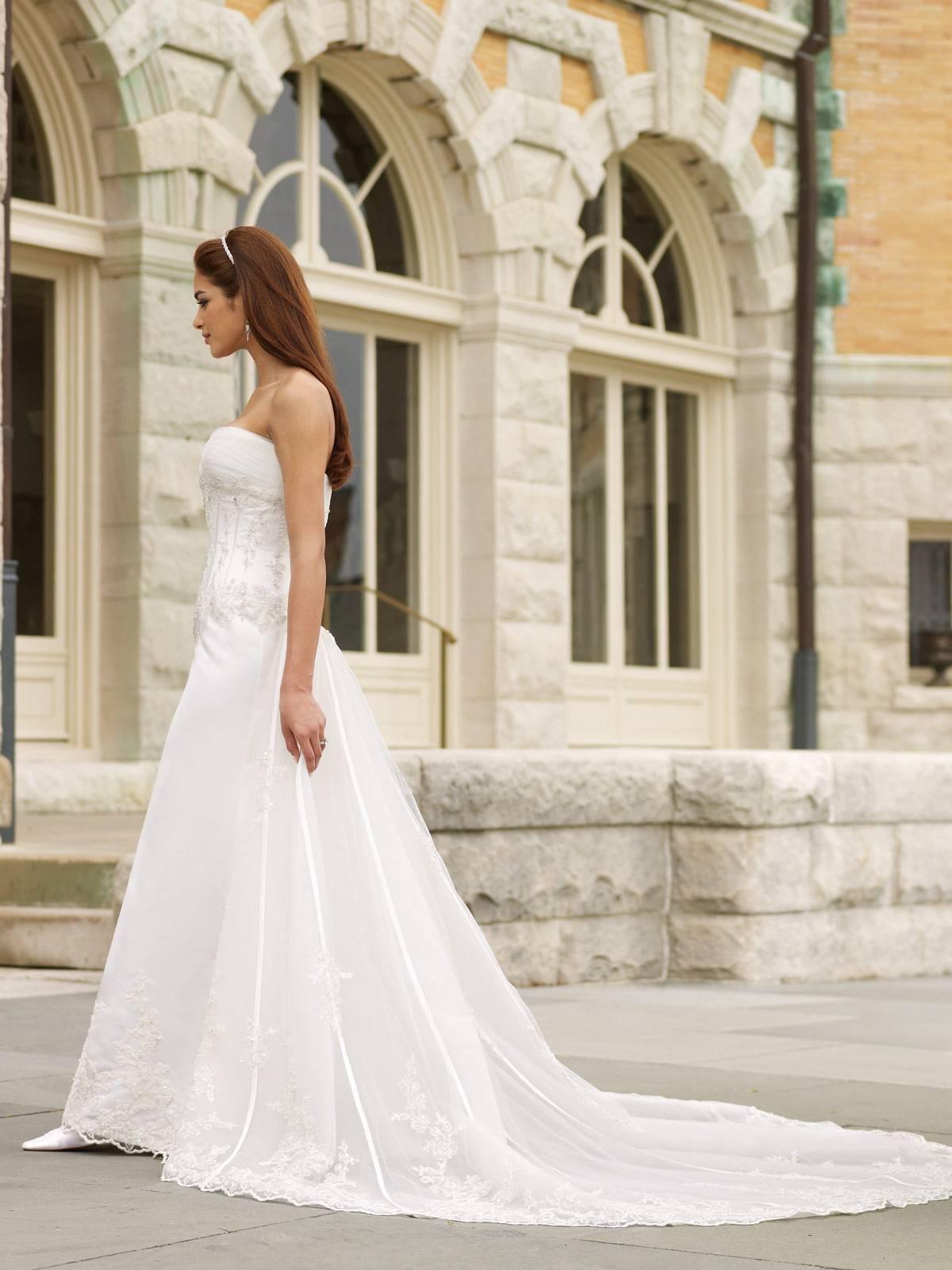 Идеи дизайна свадебных платьев