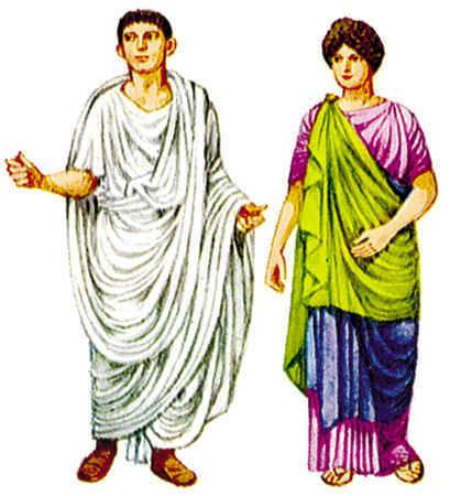 История развития одежды