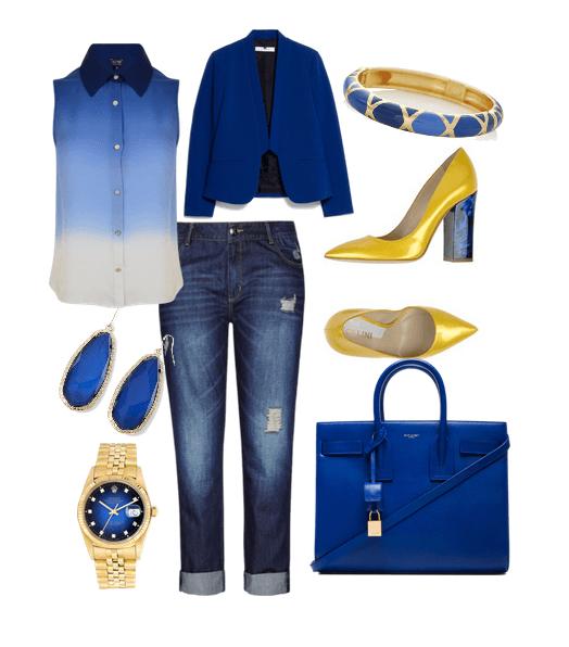 Как одеться модно женщине за 50 лет