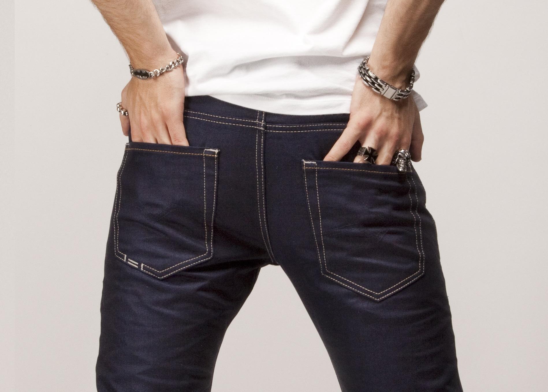 Как подобрать классические мужские джинсы