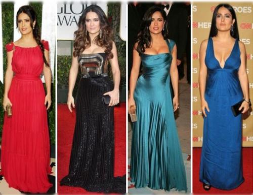Как подобрать вечернее платье по типу фигуры