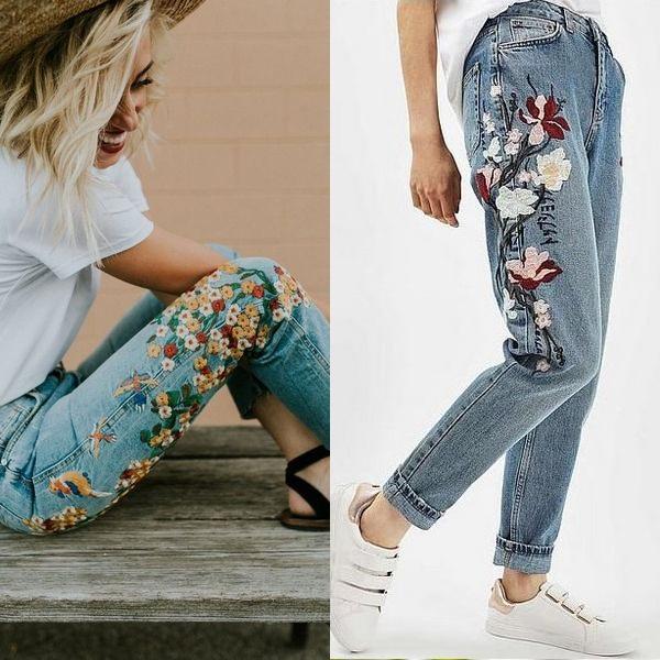 Как выбрать оригинальные джинсы