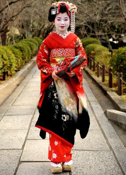 Китайская народная одежда
