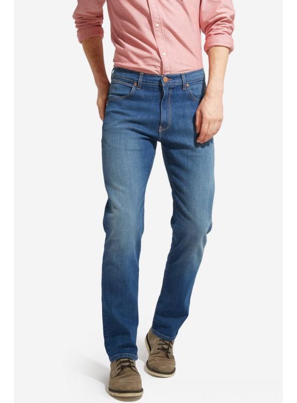 Классические штаны синего цвета