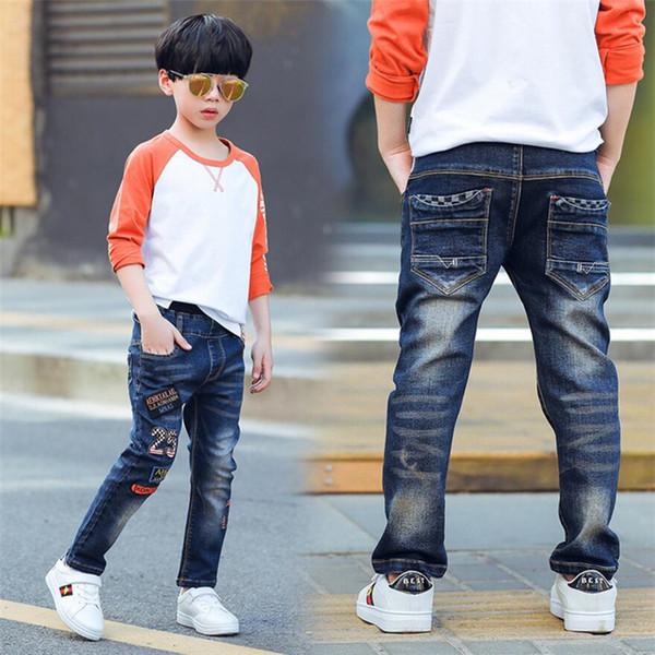 Классические весенние джинсы