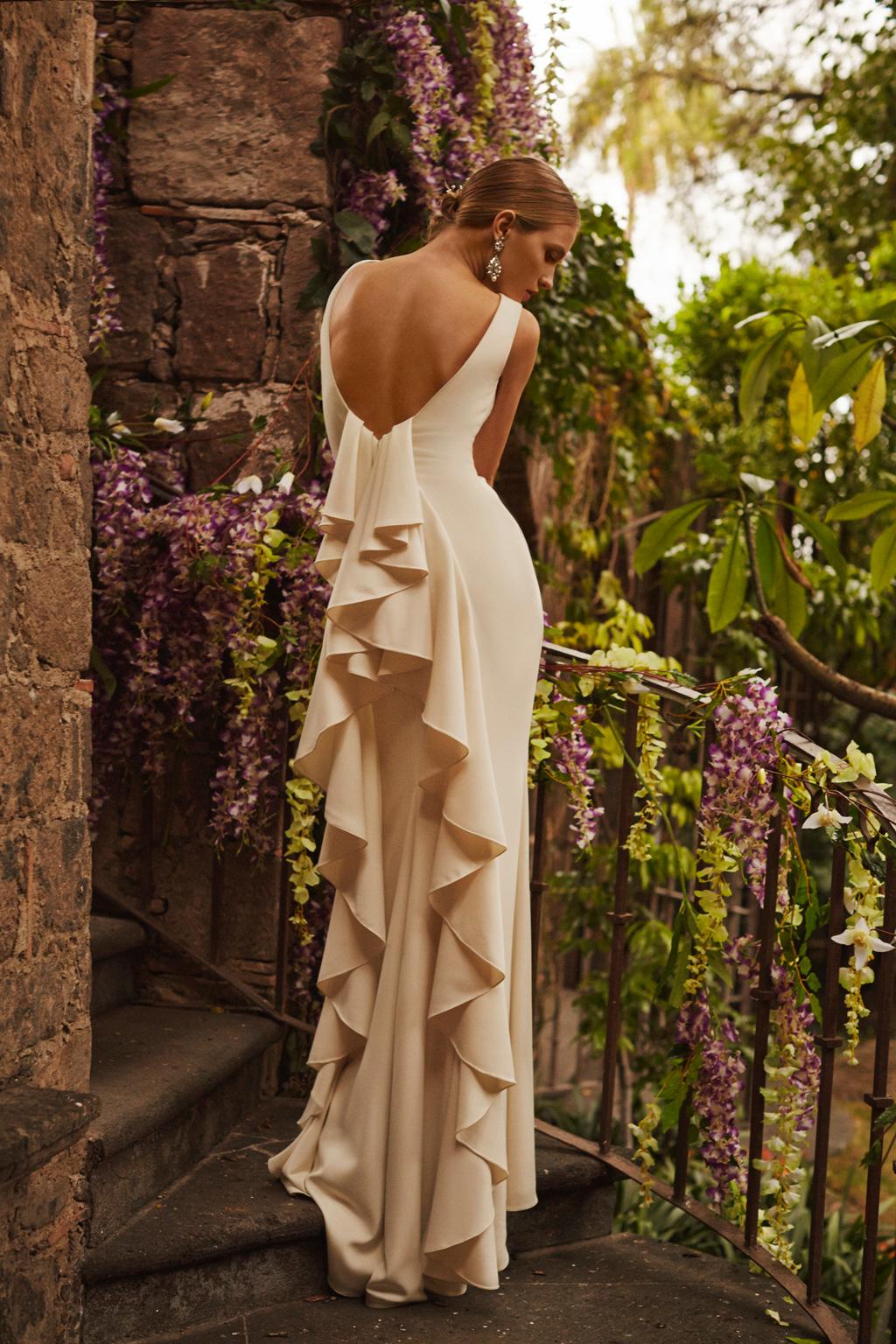 Коллекция свадебных нарядов