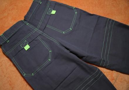 Котоновые штаны для осени
