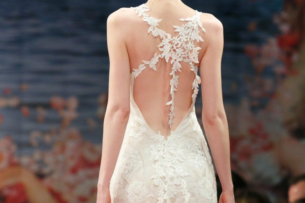 Красиво оформленная спина