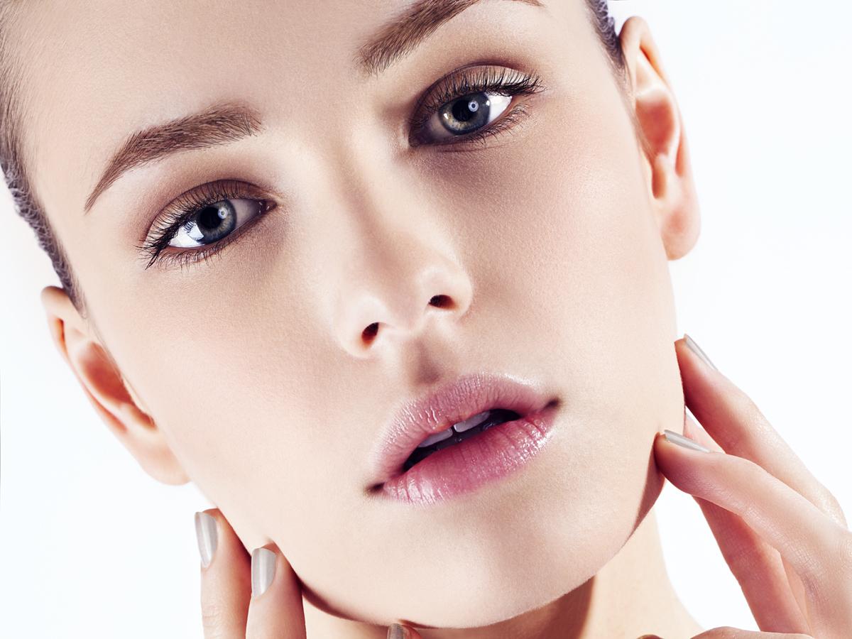 Красивый вариант макияжа