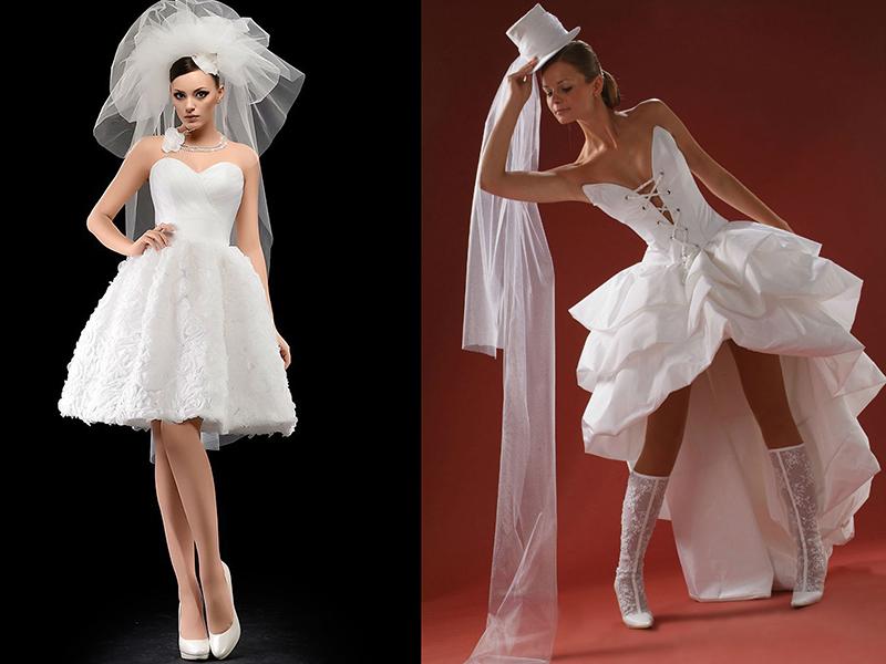 Креативные невесты
