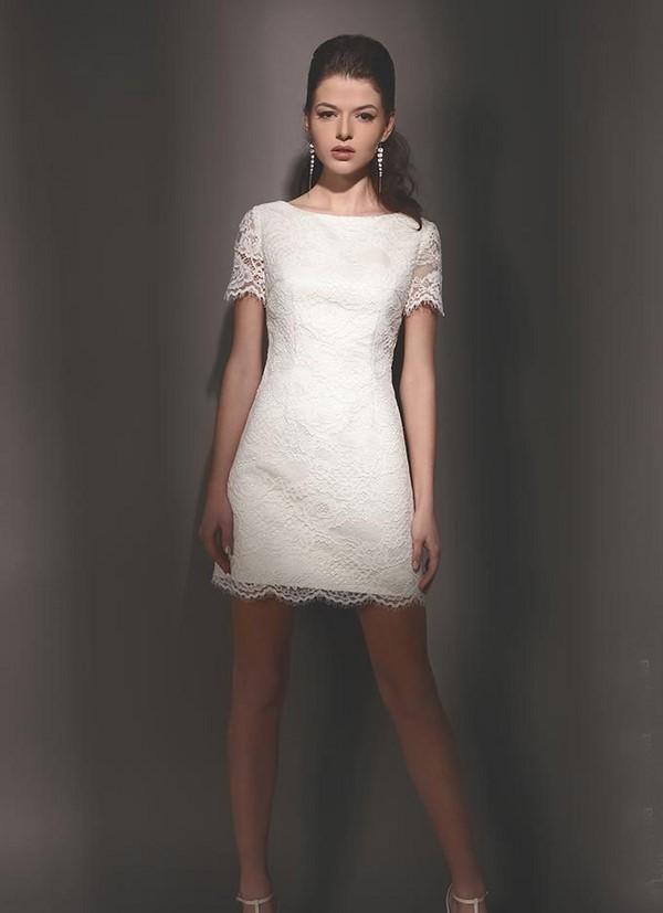 Кружева на платье