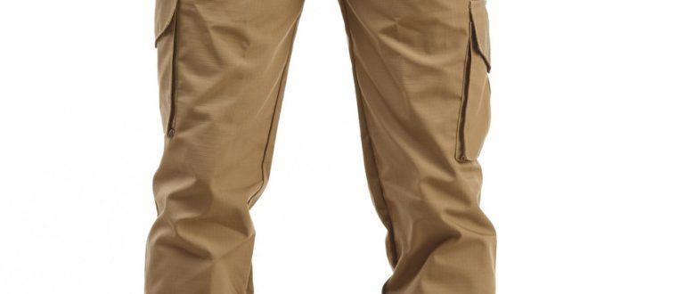 Летние практичные штаны