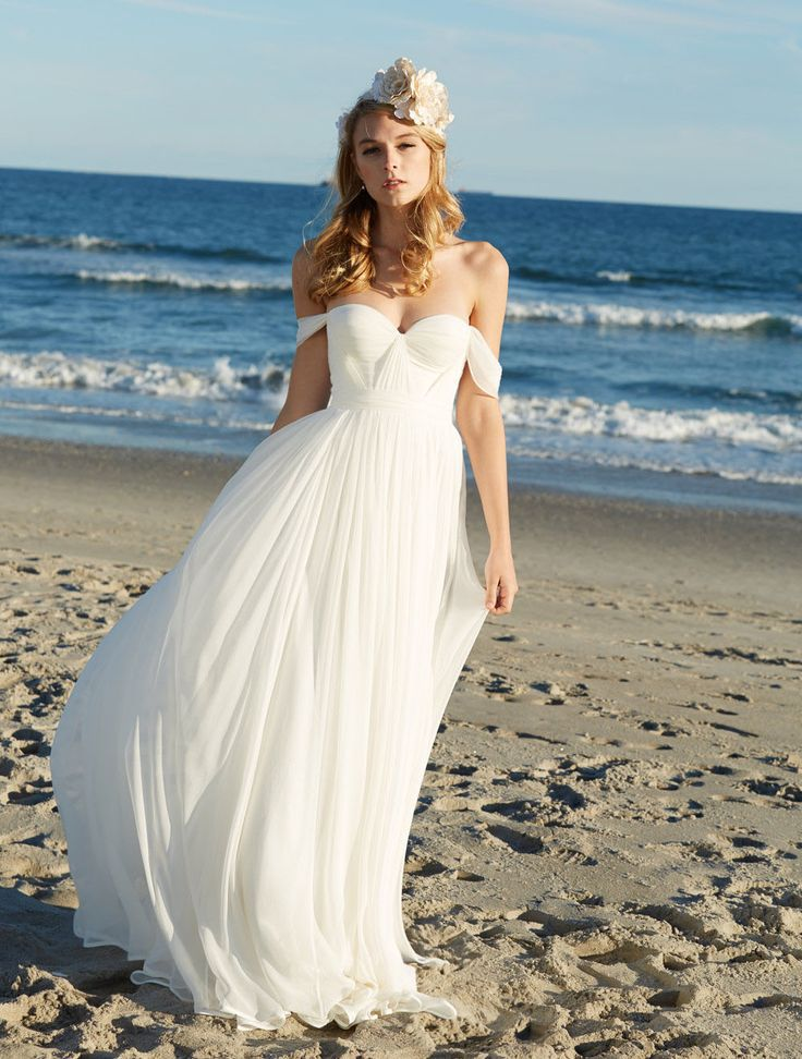 Летящие платья свадебные или как избавиться от стереотипов