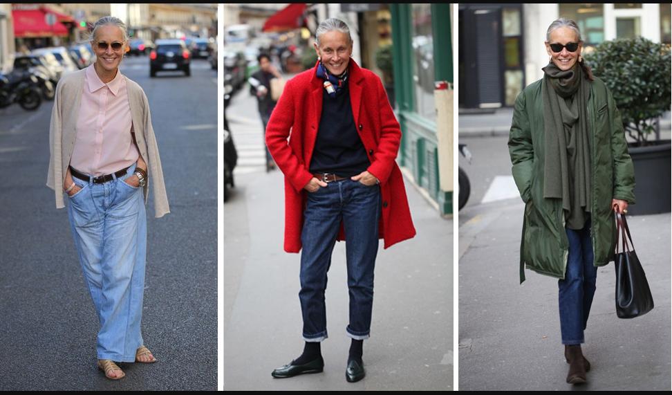 Мода для женщин зимняя