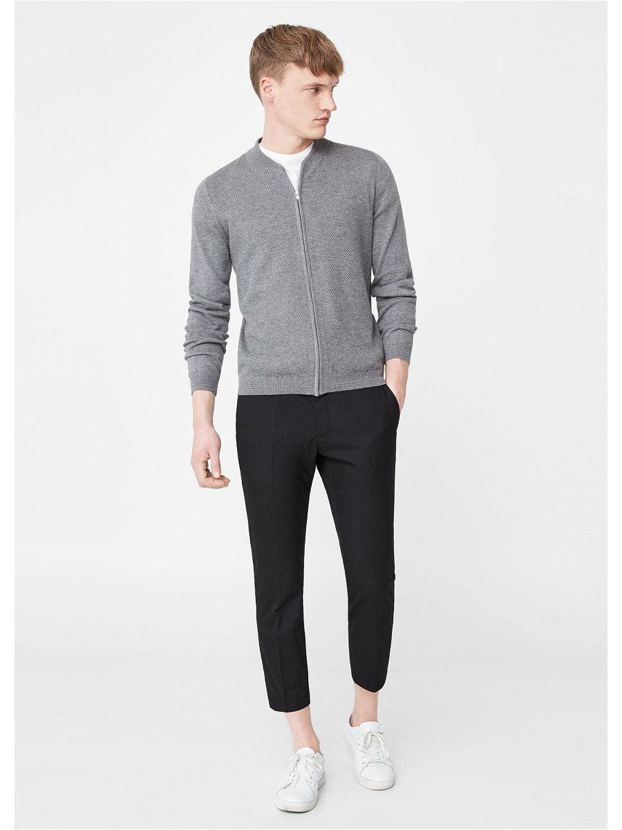 Мода на короткие штаны