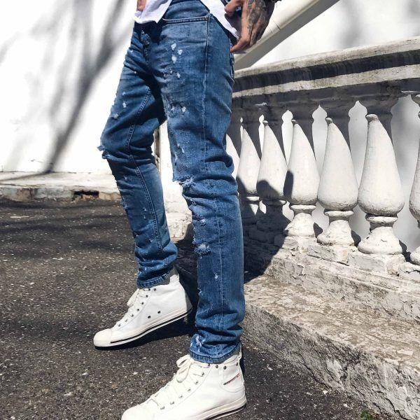 Модная модель штанов