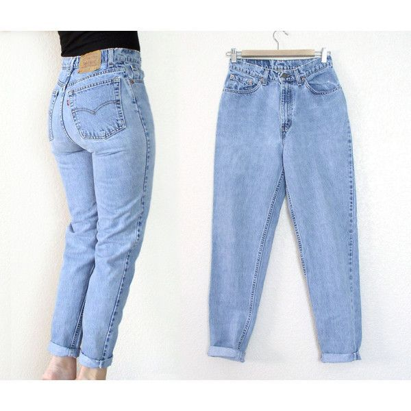Модные Mom-джинсы