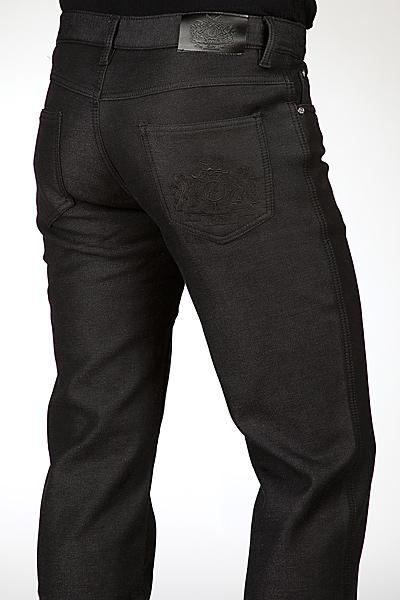 Модные черные Brioni