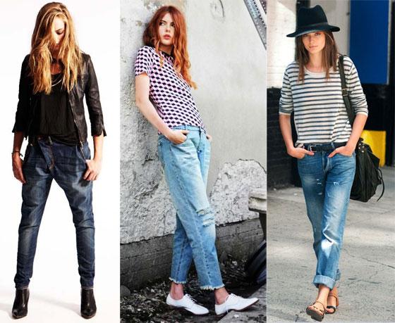 Модные джинсы для девочкек подростков