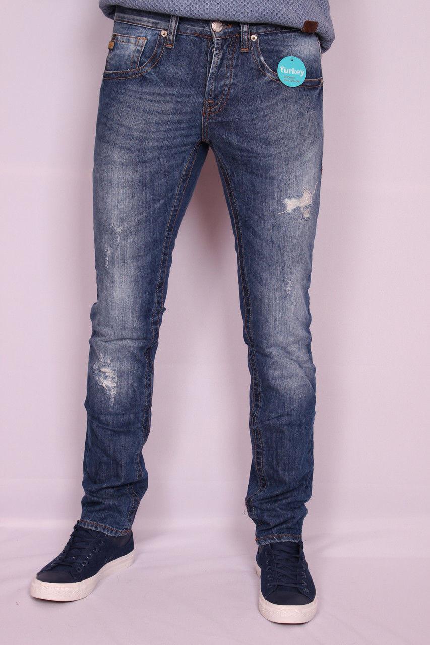 Модные мужские турецкие джинсы