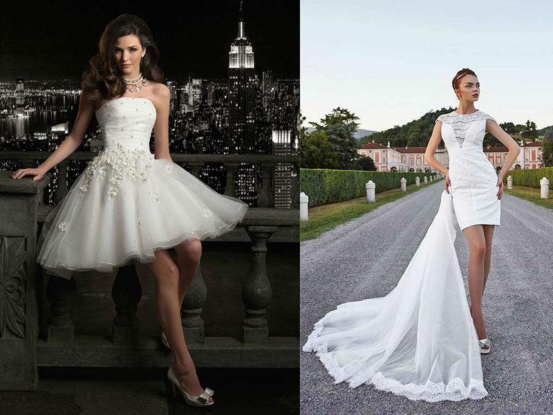 Модные невесты