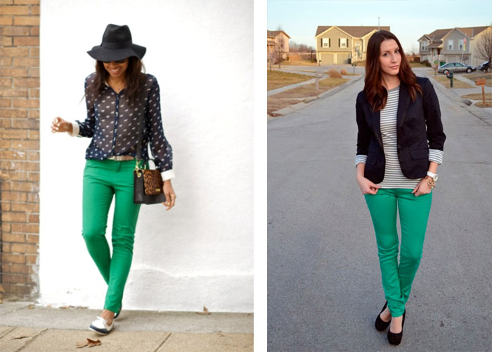 Модные сочетания
