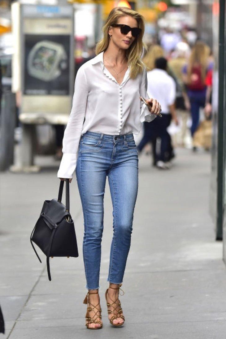 Модные тенденции женских джинсов