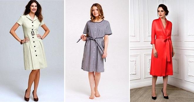 Модные трансформации домашней одежды
